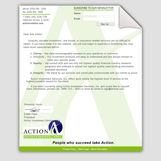 Action Investment Services