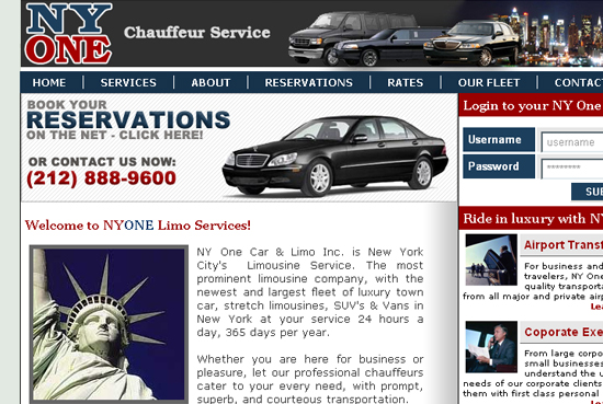 NY One Limo Services