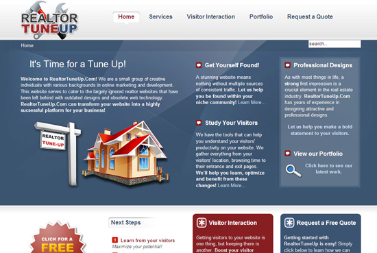Realtor Tune Up