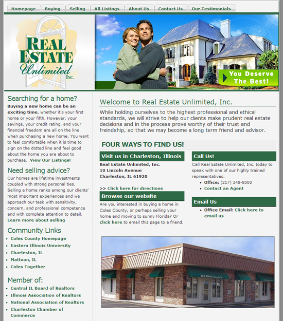 Real Estate Unlimited